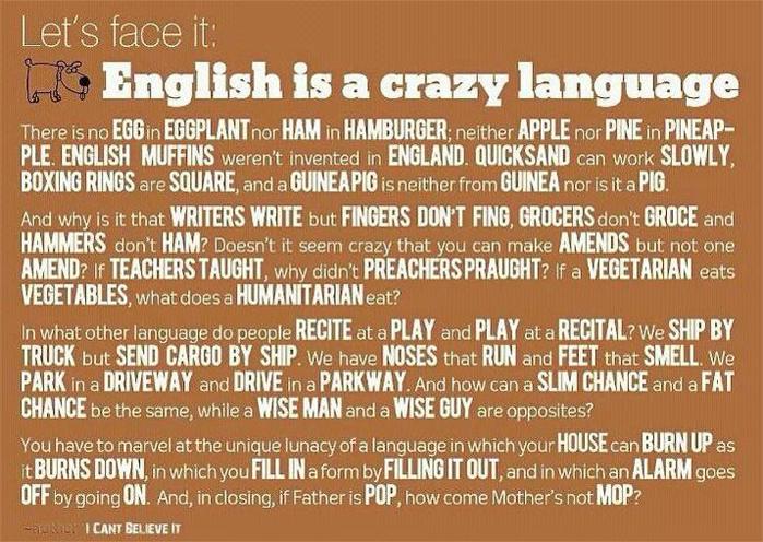 crazyLanguage